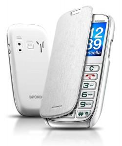 Brondi - Telefono cellulare-Amico Elegant